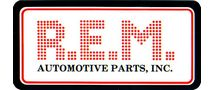 REM Automotive Logo