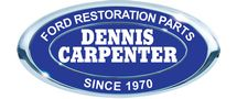 Dennis Carpenter Ford Reproduction Parts Logo