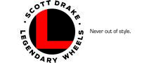 Legendary Wheel Logo