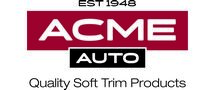 Acme Auto Headlining Logo