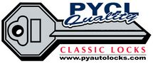 PYCL, Performance Years Classic Locks Logo