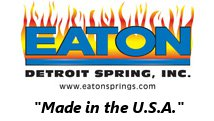 Eaton Detroit Spring Inc. Logo