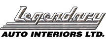 Legendary Auto Interiors Logo