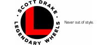 Legendary Wheel Logo