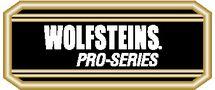 WOLFSTEIN PRO SERIES Logo