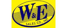 W&E SALES COMPANY Logo
