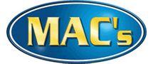 Mac's Antique Auto Parts Logo
