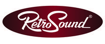 Retro Sound Logo