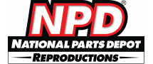 NPD Reproductions  Logo