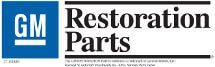 GM Restoration Parts Logo