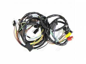 1965-1973 Mustang Restoration Wire Harness Parts - National Parts DepotNational Parts Depot