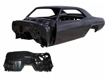 1967-81 Camaro Body/Exterior Parts & Complete Body Shells