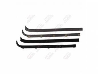 1980 96 Ford Truck Weatherstrip Seals And Kits For Sale National Parts Depot