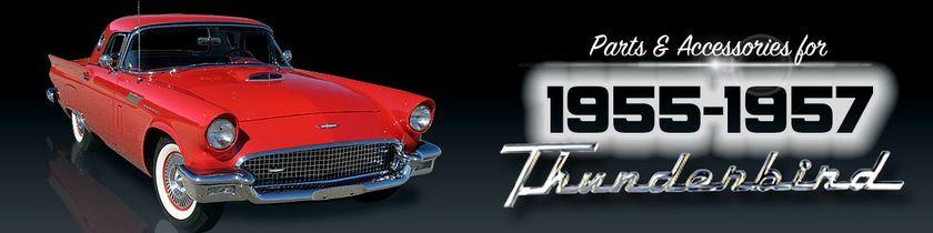 55-57 Ford Thunderbird