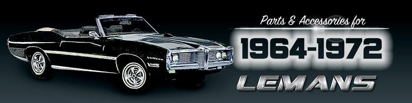 64-72 Pontiac Lemans