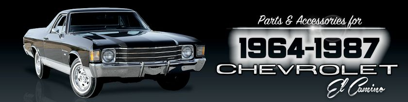 1964-87 Vintage Chevelle Restoration Parts & Accessories - National