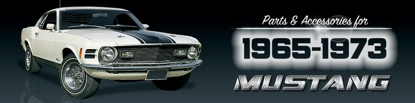 65-73 Mustang