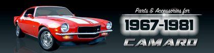 1967-81 Clic Camaro Restoration Parts & Accessories ... on