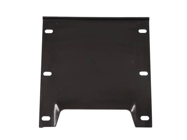 CROSSOVER PLATE, Reinforcement, best repro, fits between 120-1