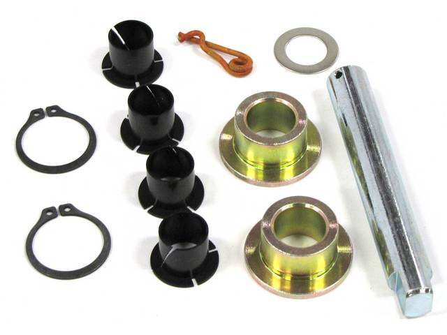 REPAIR KIT, PEDAL SUPPORT AND BUSHINGS