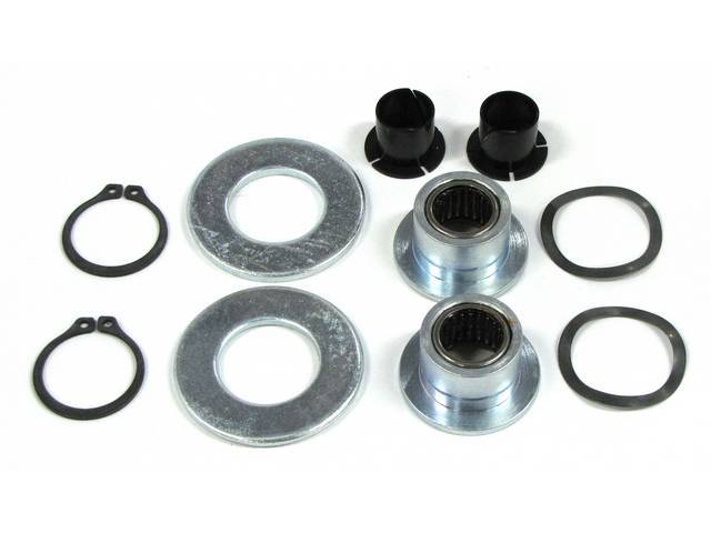 REPAIR KIT, PEDAL SUPPORT AND BUSHING, ROLLER BEARING