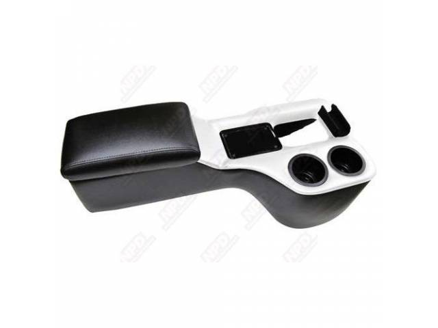 CONSOLE, SADDLE CRUISER