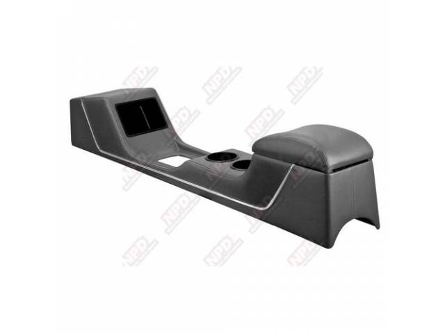 CONSOLE Full Length Sport R black vinyl with