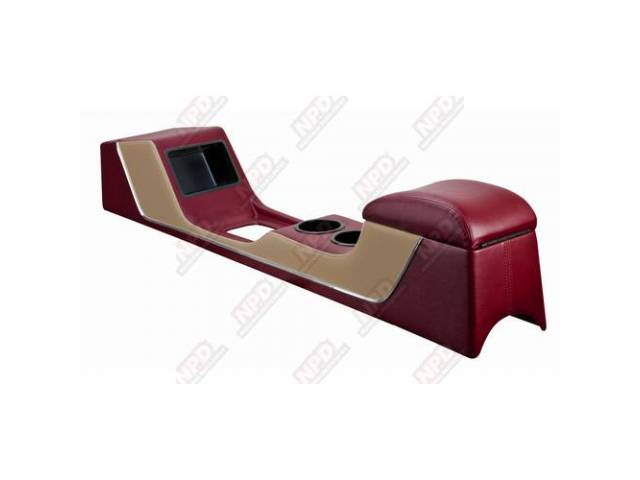 CONSOLE Full Length Sport II Deluxe two tone