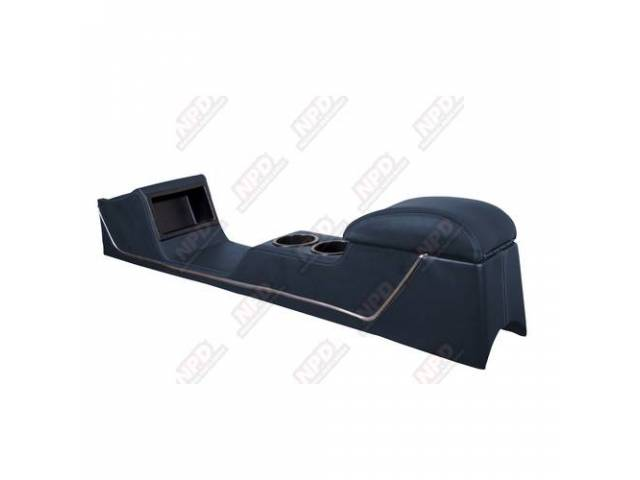 CONSOLE, Full Length, Sport II Standard, dark blue