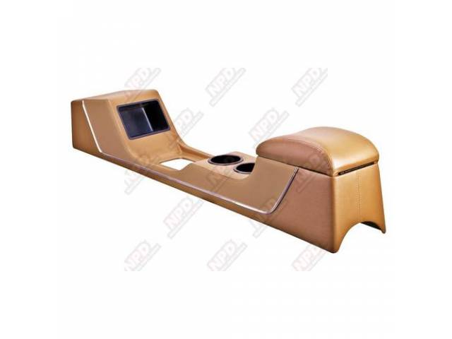 CONSOLE Full Length Sport II nugget gold vinyl
