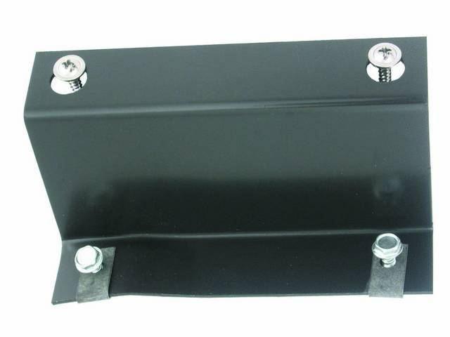 MOUNTING BRACKET, CONSOLE, FRONT