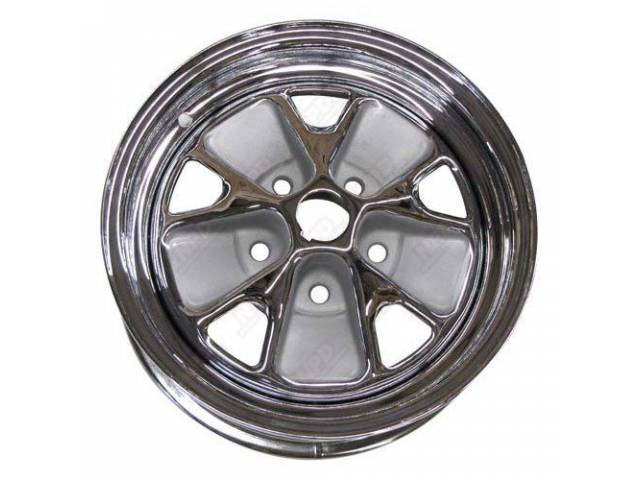 WHEEL STYLED STEEL 14 INCH X 5 INCH