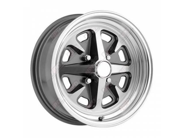 WHEEL Billet Magnum 400 Legendary Wheel Co 4