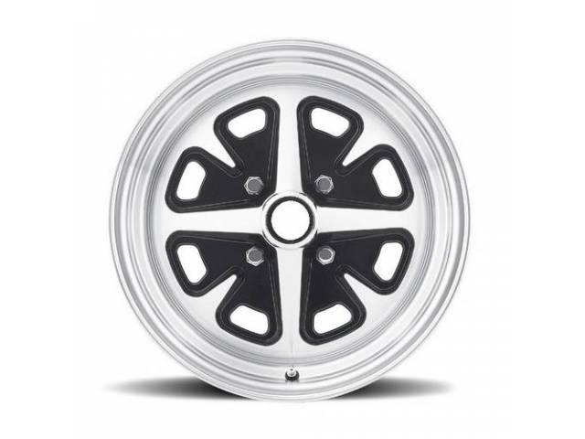 WHEEL, Billet Magnum 400, Legendary Wheel Co, 4