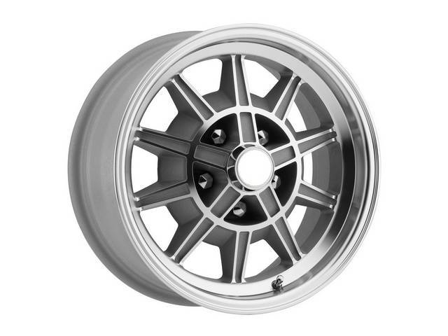WHEEL, BILLET 10 SPOKE SHELBY, LEGENDARY WHEEL