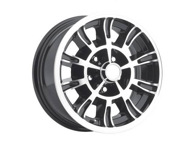 WHEEL, Billet 10 Spoke 66 Shelby, Legendary Wheel