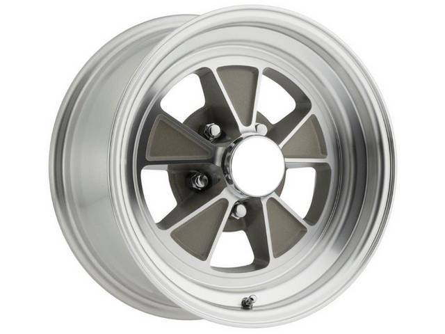 WHEEL, Billet 65 Crager, Legendary Wheel Co, 15