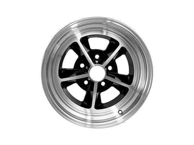 WHEEL, Billet GT9, Legendary Wheel Co, 15 x