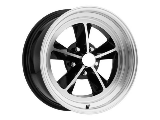 WHEEL, Billet GT9, Legendary Wheel Co, 17 x