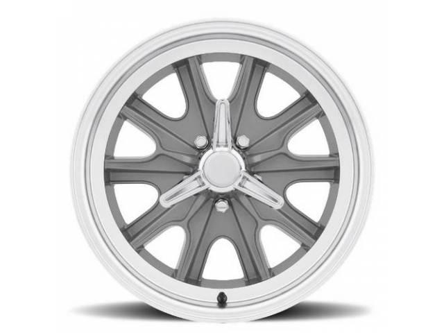 WHEEL Billet HB45 Legendary Wheel Co 17 x