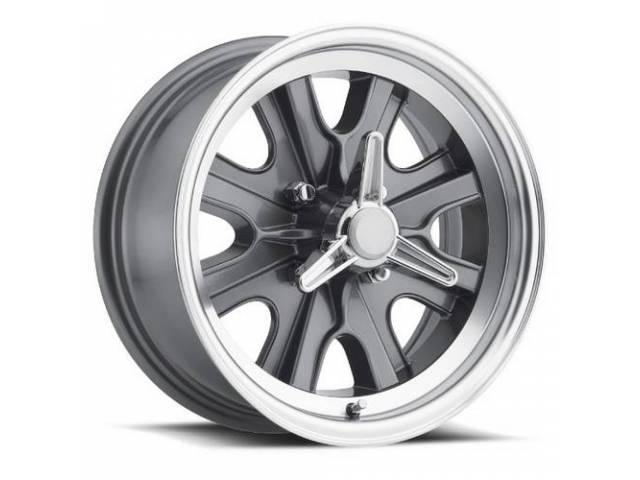 WHEEL Billet HB44 Legendary Wheel Co 15 x