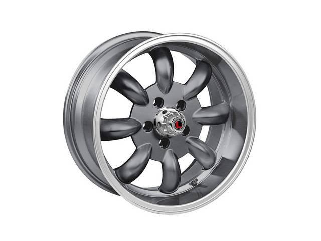 WHEEL Billet T/A Legendary Wheel Co 15 x
