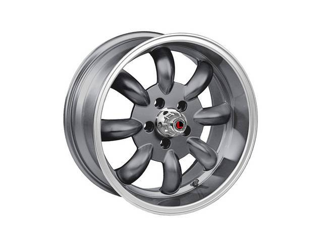 WHEEL, Billet T/A, Legendary Wheel Co, 17 x