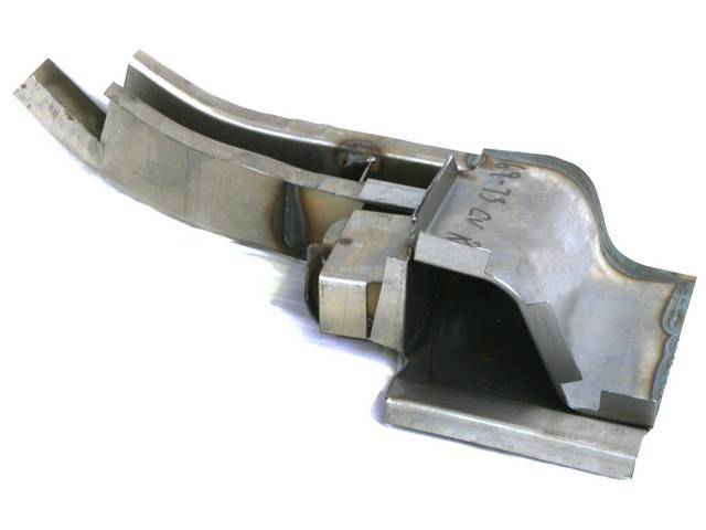 REAR TORQUE BOX AND REAR FRAME RAIL FRONT SECTION