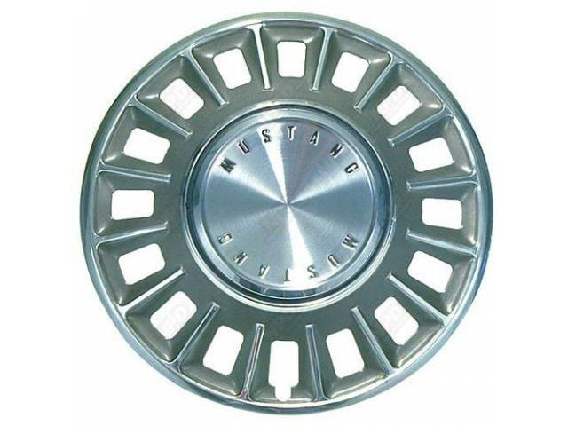 WHEEL COVER STANDARD 14 INCH 16 DEPRESSIONS