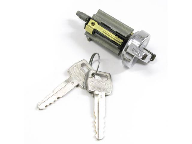 CYLINDER AND KEYS, IGNITION SWITCH