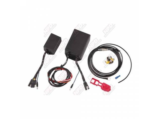 HEADLIGHT RELAY KIT, This kit includes controllers, relays