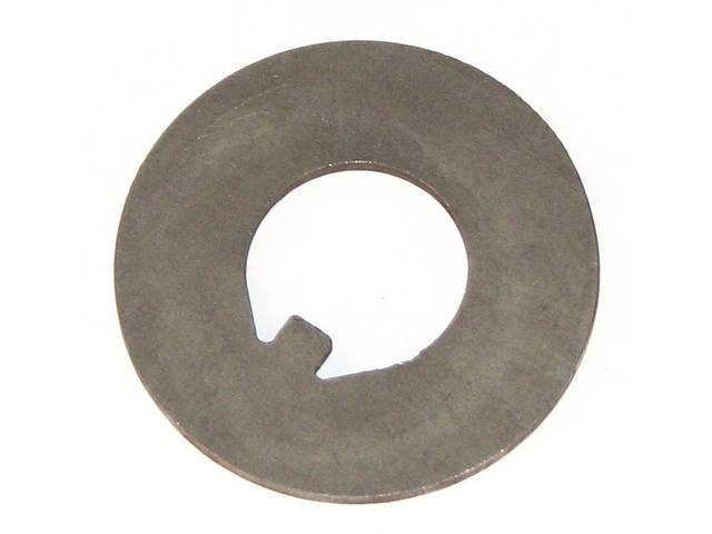 WASHER, OUTER FRONT WHEEL BEARING, 3/4 INCH I.D.
