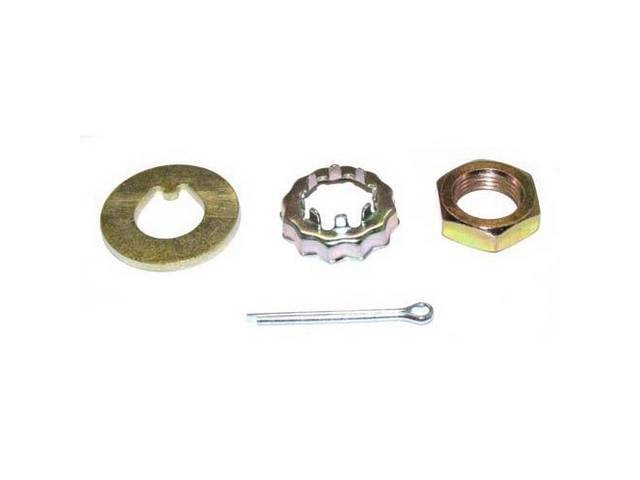 RETAINER KIT, SPINDLE