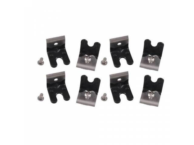 BRACKET SET Spark Plug Wire Mounting set of